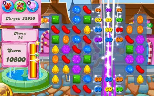 Apa yang Baru Pada Candy Crush Saga