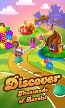 Download Game Candy Crush Saga