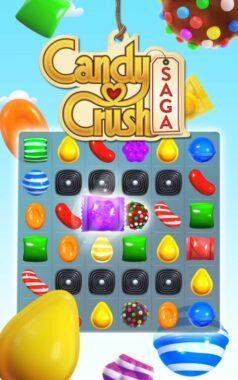 Fitur Candy Crush Saga