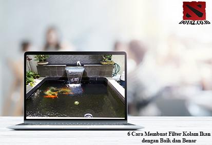 Cara-Membuat-Filter-Kolam-Ikan